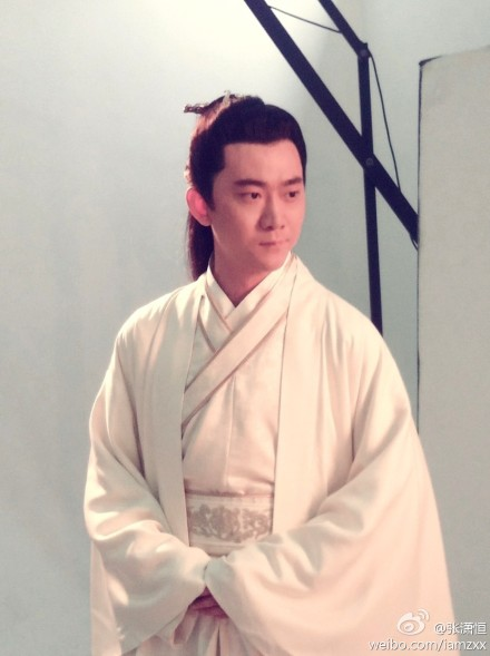 Zhang Xiao Heng  China Actor