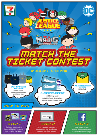 Match the Ticket Contest