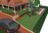 Melbourne Residence_Stu Mayhew_Aspect Landesign_4