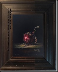 framed 7x5 Grapes