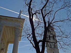 Photo: Vilnius. Katedra ir varpinė.