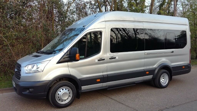How the minibus hire in Lichfield is the best option?