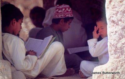 Oman - students