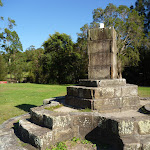 Monument at Koonjeree Picnic Area (383540)