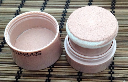 Seventeen Blush Stamp in Bashful