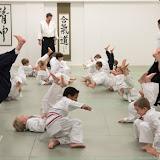 Childrens class w Hiroaki Kobayashi Sensei