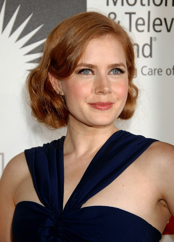Amy Adams – 4th Annual A Fine Romance to Benefit the Motion Picture Television Fund:celebrities,fun girls0