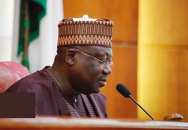 Any request by Buhari to National Assembly, good for Nigeria — Lawan