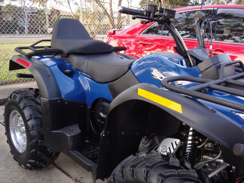 2 person seater farm quad bike atv 500 4wd Rubicon