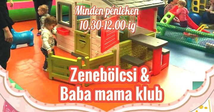 Zenebölcsi Baba Mama Klub Kaposvár 2016