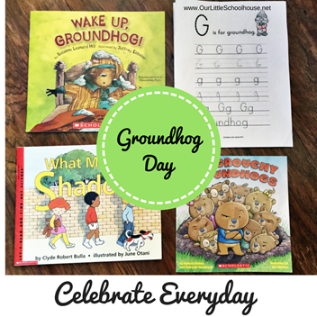 Celebrate Everday - 02 - Groundhog Day