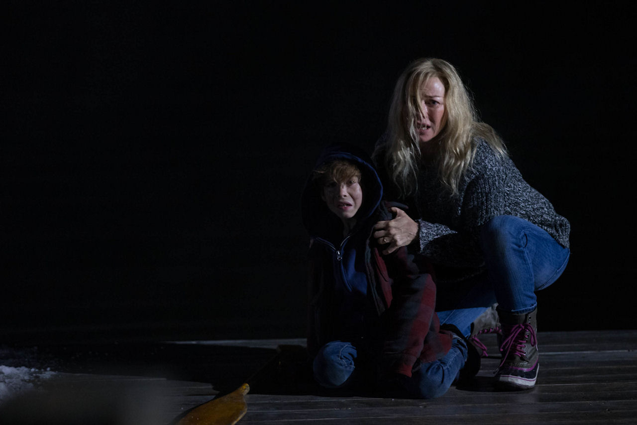 Naomi Watts and Jacob Tremblay star in  SHUT IN. (Photo by Jan Thjs / courtesy of EuropaCorp).