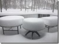 shawano, WI  4-15-18 snow Steve Dakai pho