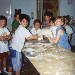 1995 Communion Bread Making
