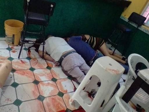 PapaOsoRD.com / PapaOsoGomez: Matan a 11 personas en un bar en el estado  mexicano de Guanajuato