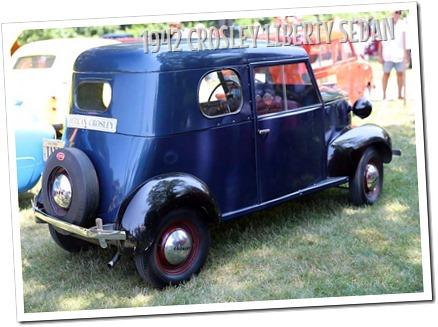 1942 Crosley Liberty Sedan - autodimerda.it