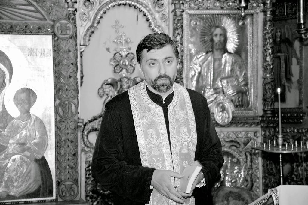 Sorin Dumitrescu la Sf. Silvestru despre Inviere 000 (1)
