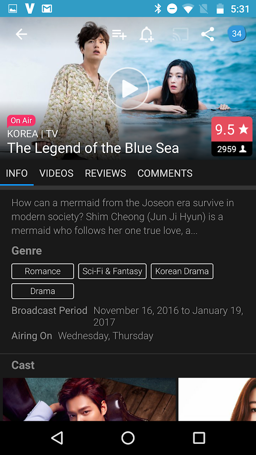 Rakuten Viki: TV Dramas & Movies- screenshot