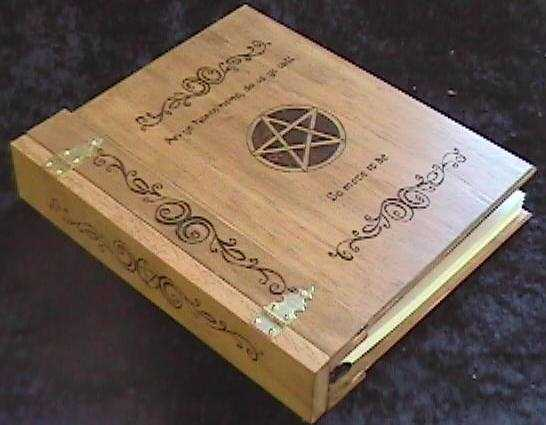 Book Of Shadows 13, Book Of Shadows