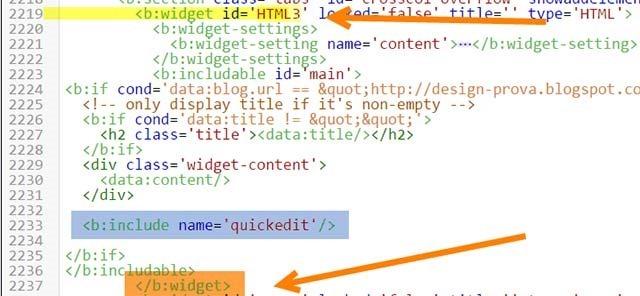 quick-edit-widget