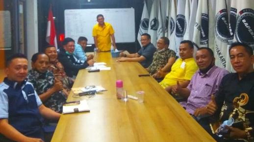 DPP KNPI Gelar Rapat Formatur di Jakarta, Ini Pesan Penting Fahd El Fouz Arafiq