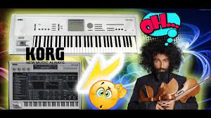 download Korg triton vst arabic sound