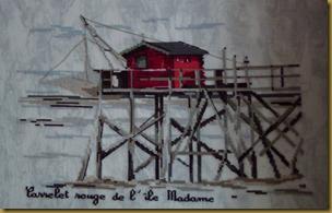 Carrelet Île Madame