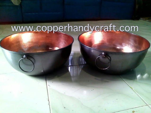 bowl tembaga
