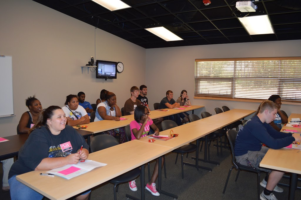 New Student Orientation Texarkana Campus 2013 - DSC_3145.JPG