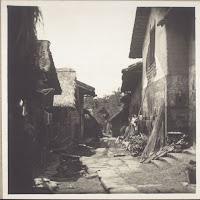 Village Street In Tschao Sah.