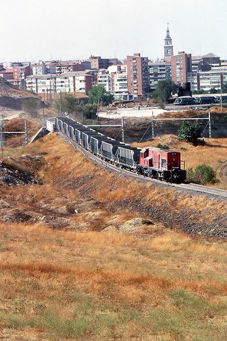 tren de arganda en vicálvaro