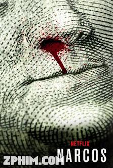 Cái Chết Trắng 1 - Narcos Season 1 (2015) Poster