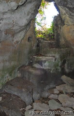 Aljibe del Castillo de Pajaruco