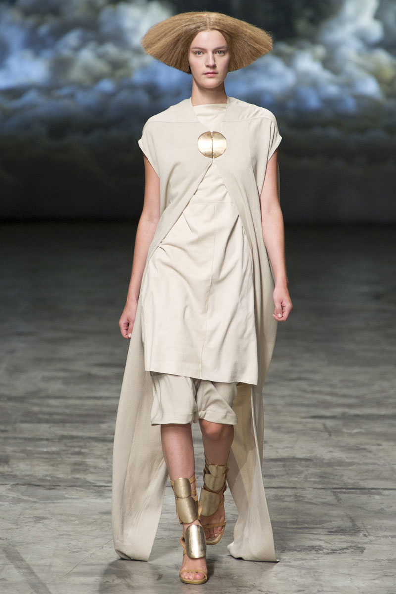 coute que coute  rick owens spring  summer 2013 women u2019s collection