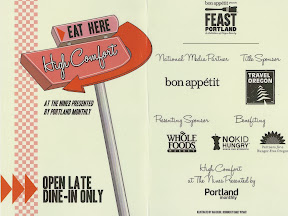 Feast Portland 2013 Day 3: High Comfort Recap