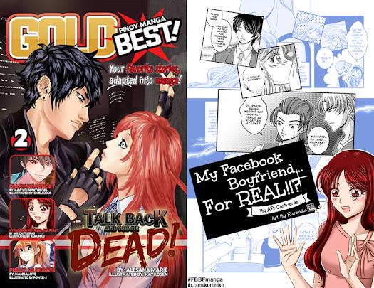 psicom gold manga best 2 - my facebook boyfriend for real manga by kurohiko and a b castueras