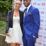 WWW.ENTSIMAGES.COM -   Oritsé Williams at    OK! Magazine Summer Party - Wild Tigers and Tiaras at London Zoo, Regents Park, London June 25th 2013                                                     Photo Mobis Photos/OIC 0203 174 1069