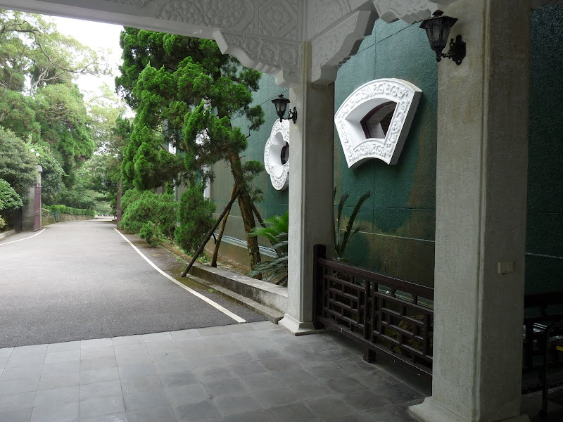 TAIWAN.Taipei Yangminshan, une des résidences de CKS - P1110865.JPG