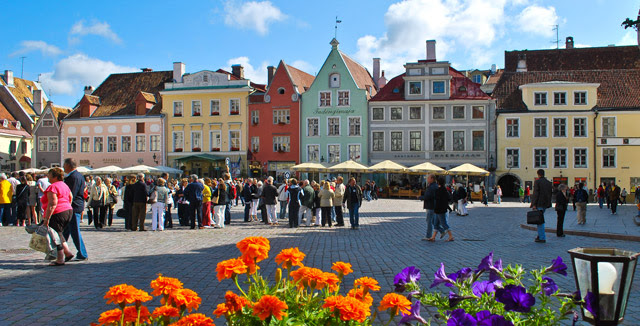 Исторический Таллинн