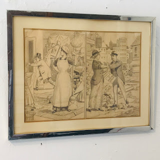 Samuel Ehrhart Signed Drawing