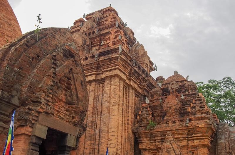 Po Nagar Cham Tower, Nha Trang