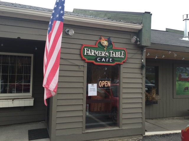 BFARMERS TABLE CAFE IN GRANTHAM NEW HAMPSHIREB - Farmers table nh