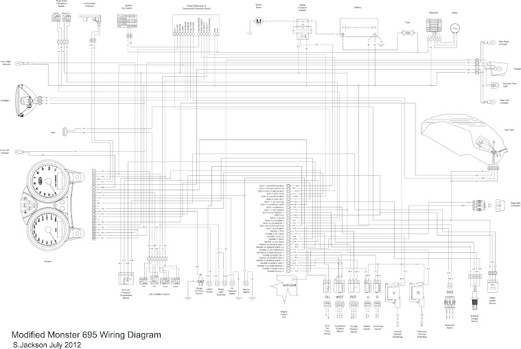 ducati monster s4 wiring diagram