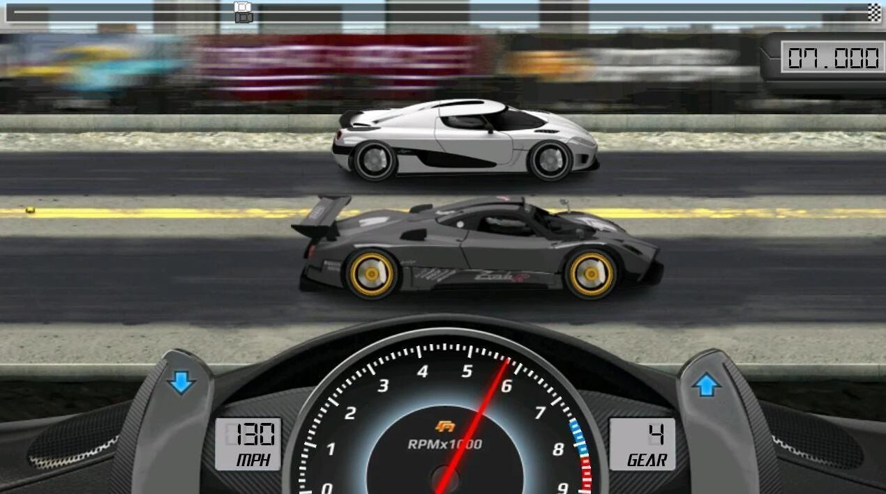 Drag Racing Mod Apk (Unlimited Money) Unlocked All Car Latest Version 4