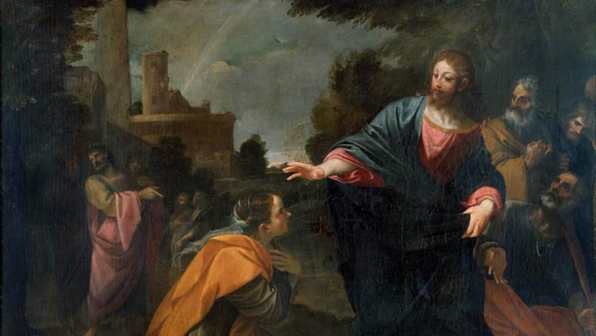 Jesus and Canaan