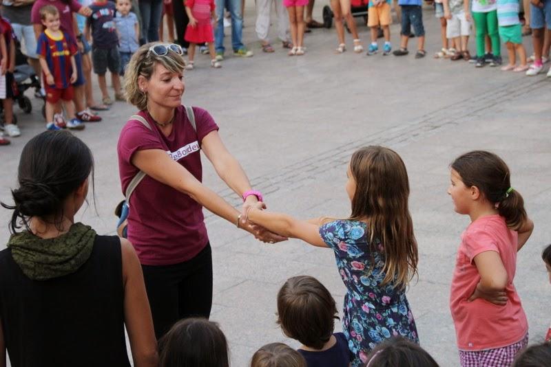 Festa infantil i taller balls tradicionals a Sant Llorenç  20-09-14 - IMG_4355.jpg