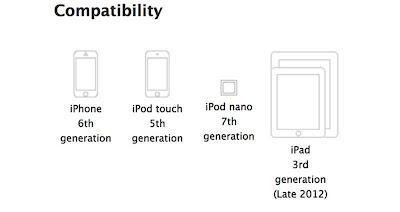 Actualizado: Un supuesto error en la web de Apple podría confirmar el nuevo dock del iPhone 5