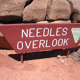 Needles Overlook Canyonlands