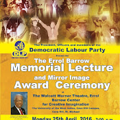 The Errol Barrow Memorial Lecture and Mirror Image Award Ceremony