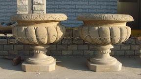 Exterior, Landscape Decor, Natural Stone, Planter, Planters